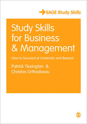 Study Skills for Business and Management (BOK)