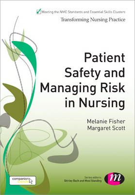Patient Safety and Managing Risk in Nursing (BOK)