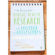 Doing Mental Health Research with Children and Adolescents (BOK)