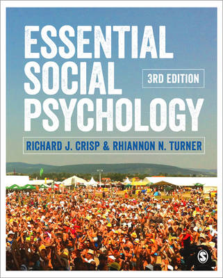 Essential Social Psychology (BOK)
