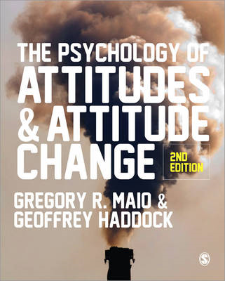 Psychology of Attitudes and Attitude Change (BOK)