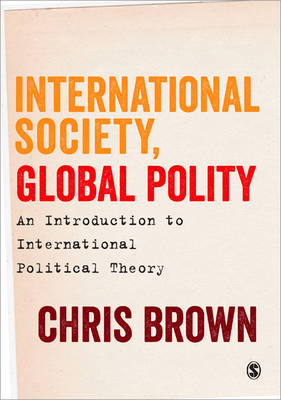 International Society, Global Polity (BOK)