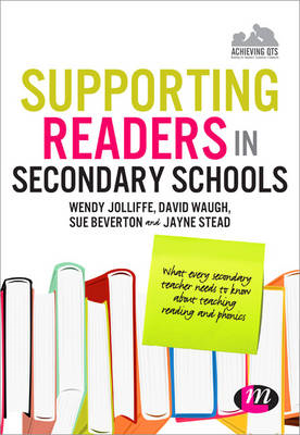 Supporting Readers in Secondary Schools (BOK)