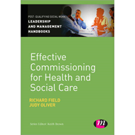 Effective Commissioning in Health and Social Care (BOK)