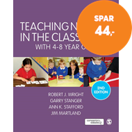 Produktbilde for Teaching Number in the Classroom with 4-8 Year Olds (BOK)