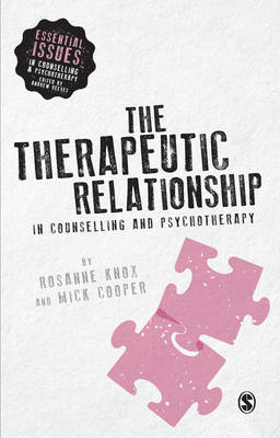 Therapeutic Relationship in Counselling and Psychotherapy (BOK)
