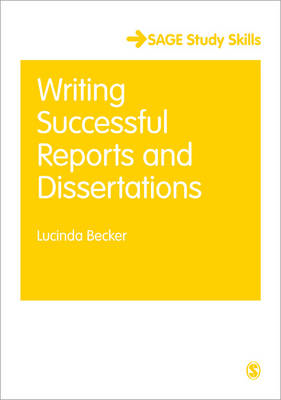 Writing Successful Reports and Dissertations (BOK)