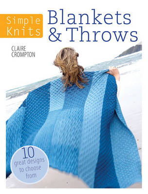 Simple Knits Blankets & Throws (BOK)