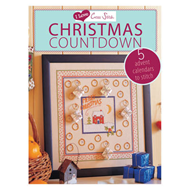 I Love Cross Stitch: Christmas Countdown: 5 Advent Calendars to Stitch (BOK)