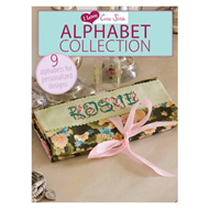 I Love Cross Stitch: Alphabet Collection: 9 Alphabets for Personalized Designs (BOK)