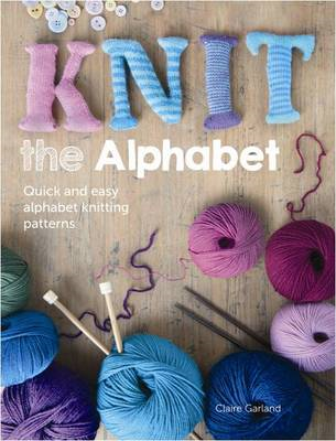 Knit the Alphabet (BOK)