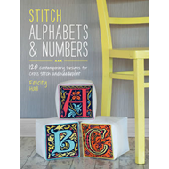 Stitch Alphabets & Numbers (BOK)