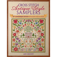 Cross Stitch Antique Style Samplers: With Brand New Charts and Designs (BOK)