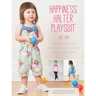 Happiness Halter Playsuit (BOK)