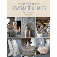 Tilda Homemade & Happy (BOK)
