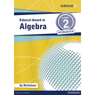 Edexcel Award in Algebra Level 2 Workbook (BOK)