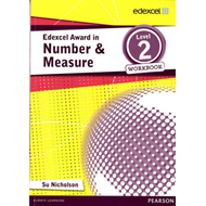 Edexcel Award in Number and Measure Level 2 Workbook (BOK)