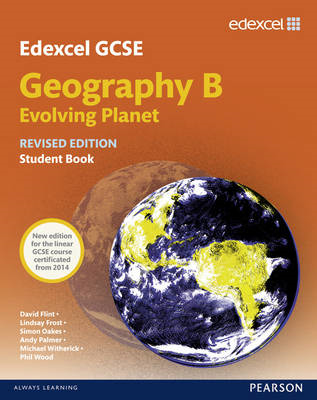 Edexcel GCSE Geography Specification B Student Book (BOK)
