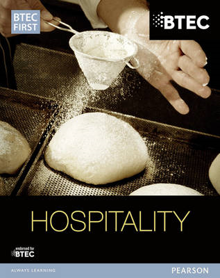 BTEC First in Hospitality Student Book (BOK)