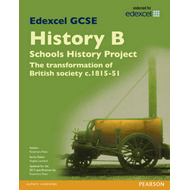 Edexcel GCSE History B Schools History Project: Unit 2A The (BOK)