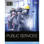BTEC First in Public Services (BOK)