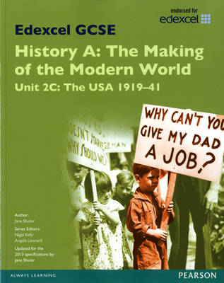 Edexcel GCSE History A the Making of the Modern World: Unit (BOK)