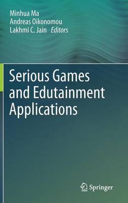 Serious Games and Entertainment Applications (BOK)