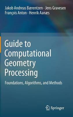 Guide to Computational Geometry Processing: Foundations, Algorithms, and Methods (BOK)