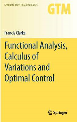 Functional Analysis, Calculus of Variations and Optimal Control (BOK)