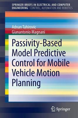 Passivity-based Model Predictive Control for Mobile Vehicle Motion Planning (BOK)