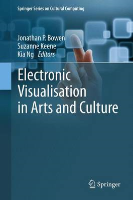 Electronic Visualisation in Arts and Culture (BOK)