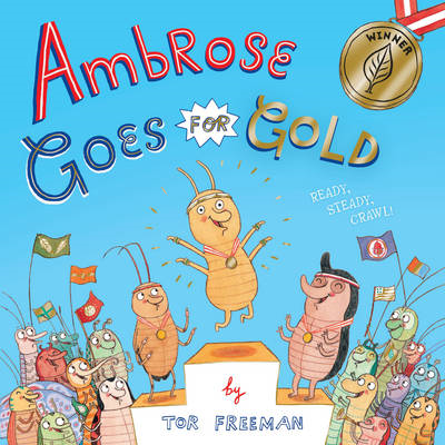Ambrose Goes For Gold (BOK)