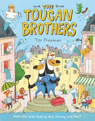 Toucan Brothers (BOK)