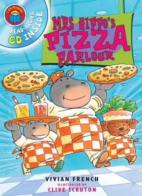 I am Reading with CD: Mrs Hippo's Pizza Parlour (BOK)