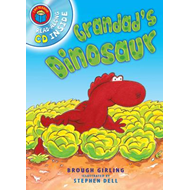 I am Reading with CD: Grandad's Dinosaur (BOK)