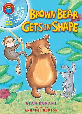 I am Reading with CD: Brown Bear Gets in Shape (BOK)