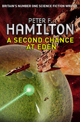 Second Chance at Eden (BOK)