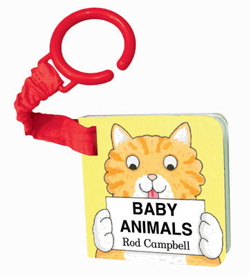 Baby Animals Shaped Buggy Book (BOK)