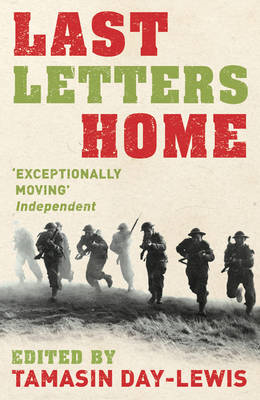 Last Letters Home (BOK)