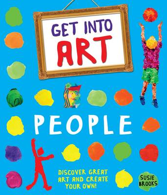 Get into Art: People (BOK)