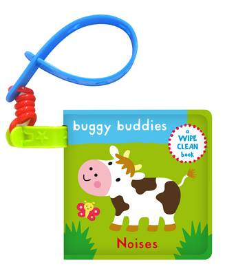 Wipe-Clean Buggy Buddies: Noises (BOK)