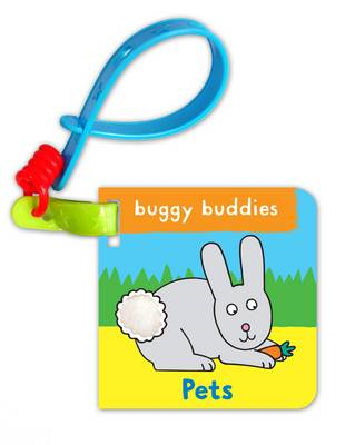 Touch & Feel Buggy Buddies: Pets (BOK)