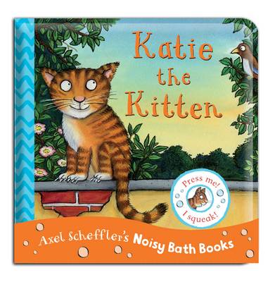 Katie the Kitten Bath Book (BOK)