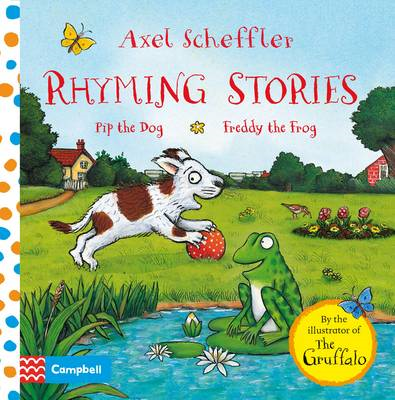 Rhyming Stories: Pip the Dog and Freddy the Frog (BOK)