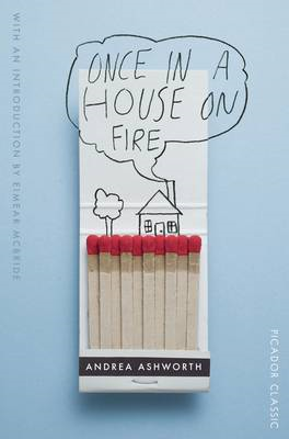Once in a House on Fire (BOK)
