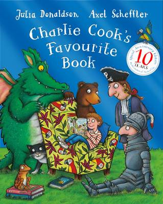 Charlie Cook's Favourite Book (BOK)
