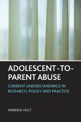 Adolescent-to-parent abuse (BOK)
