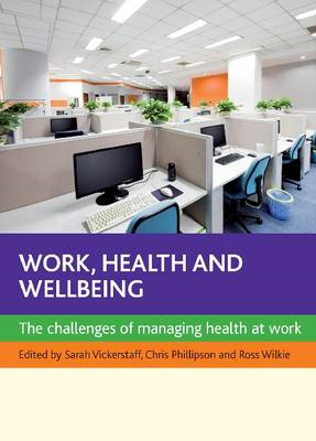 Work, Health and Wellbeing (BOK)