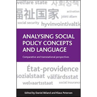 Analysing Social Policy Concepts and Language (BOK)