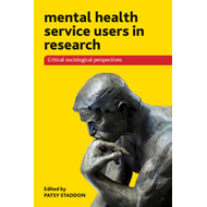 Mental health service users in research (BOK)